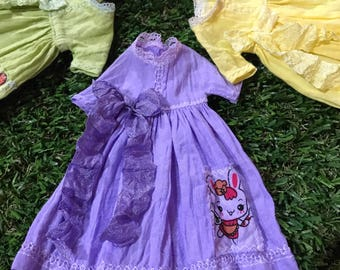Pastel dress for Blythe