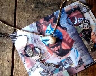 """Headband / Headband Collection """"Afro-Bohemia ..."""""""