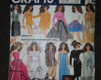 McCall's Pattern for Brooke Doll #8727