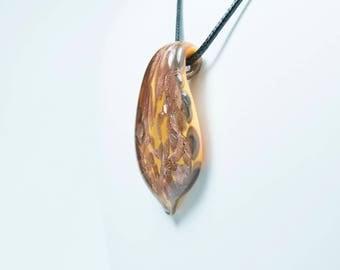 Murano Glass Pendant Necklace