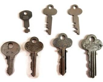 Vintage corbin keys | Etsy