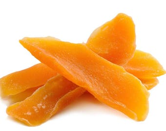 Dried Mango (Sweetened) - Low Sugar, No preservatives