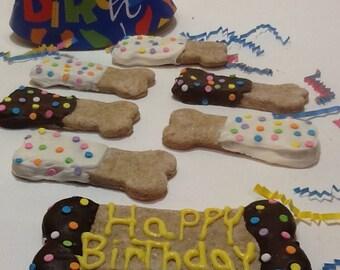 Dog Treats - Dog Birthday Treats