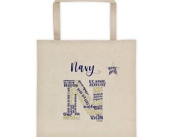 Naval Academy Tote bag