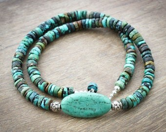 Stone Necklaces for Him