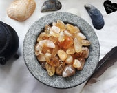 Citrine Crystals | Tumbled Citrine Crystals | Citrine Stones | Crystals and Stones