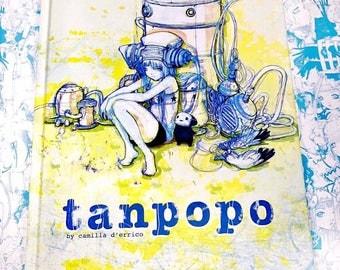 Tanpopo Harcover Graphic Novel Vol1