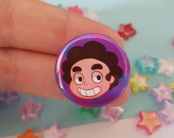 Steven Universe Pin Badge Button / Geek / Anime