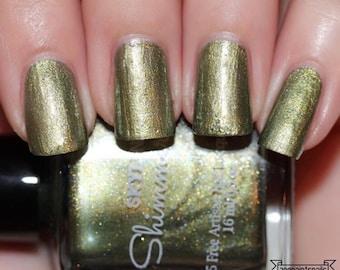 Indie Nail Polish, Shimmer Nail Polish, Nail Polish, Indie Polish, Artisan Nail Polish, Indie Lacquer, Nail Lacquer, ~TRENDSETTER~
