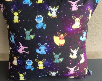 Pokemon Go Cushion Cover