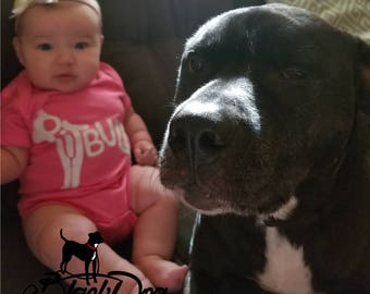 Pitbull Shirt for Kids, Pitbull shirt for Babies, Pit Bull Shirt, Pit Bull Tee, Pitbull Baby Shirt, Pit Bull Baby Shirt, Dog Shirt for Kids