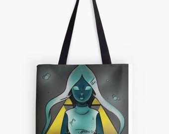 Wind Waker Fairy Legend of Zelda based REDBUBBLE Tote Bag