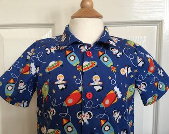 Boys short sleeved shirt age 2-3 years