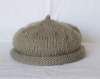 Child's Medieval-style Round Hat