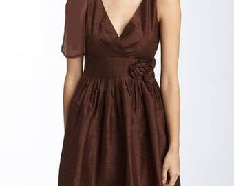 Chocolate Brown Attachable Sleeves
