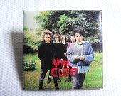 Vintage 90s - The Cure - Pin / Button / Badge