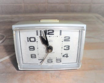 Vintage Westclox Dialite made in USA clock