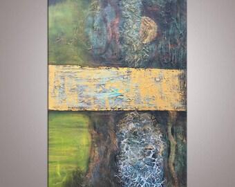 Abstract Painting, Canvas Art, Canvas Wall Decor, Kitchen Decor, Original Art, Large Painting, Modern Art, Canvas Painting, Minimalist Art