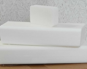 25 lb LOW SWEAT WHITE Melt And Pour Glycerin Soap Base All Natural
