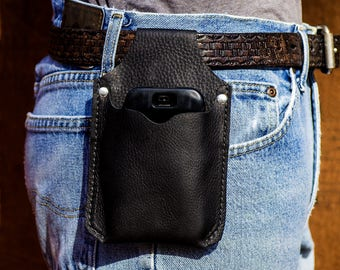 Small phone holster, Cell phone case, Holster, Phone Case, Cell Phone holster, Leather Holster, Cell phone, Cell phone pouch, Leather case