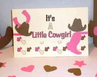Cowgirl Baby Shower | Etsy