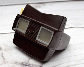 Vintage Sawyers VIEWMASTER VIEWER Stereoscope Bakelite Model E