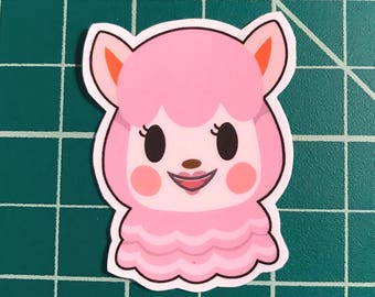 Animal Crossing Sticker | Reese