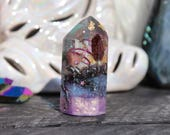 Orgonite® - Crystal Point - Orgone Generator® - Self Love - Crystals - Handmade - EMF Protection  - Quartz - Good Vibes - HoodXHippie