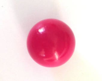 Musical Bola raspberry pink 16mm