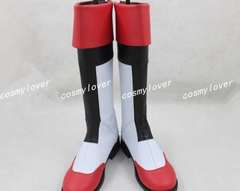 Voltron Legendary Defender Keith Cosplay Boots Cosplay Shoes