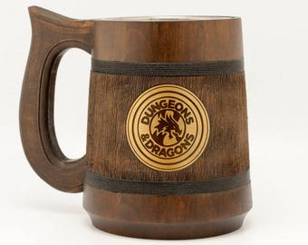Dungeon and Dragons mug Tabletop mug D&D Gift Gamer mug