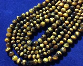 Tigereye Bead Mix