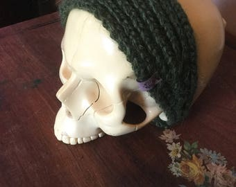 Ribbed Headband Ear Warmer