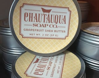 Grapefruit Shea Butter