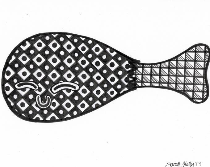 Turkey Leg Drawing