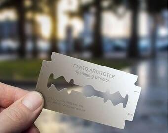 Business Cards (RAZRX Template)