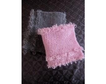 PDF Crochet Pattern_ Snood_