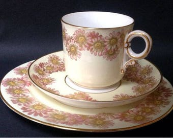 Royal Worcester Tea cup and saucer set antique