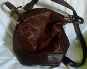 Valentina Equestrian Style Handbag