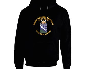 Army - Coa - 506th Infantry Regiment Hoodie