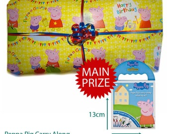 Pass the Parcel Ready Made Party Game - Peppa Pig