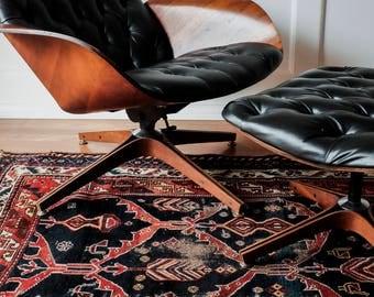 Antique Karabagh Caucasian Rug - c. 1880's Room Size 5x7ft / 217 x 138cm
