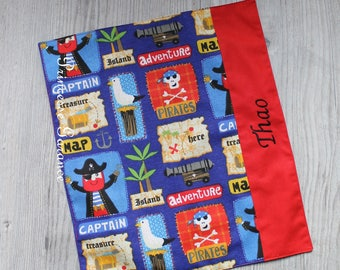 "Canteen, birthday, Easter * napkin, canteen, ""as the great"", customizable, pirate - custom"