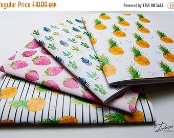 ON SALE NOW A Set of 4 Notebook with 40 blank pages