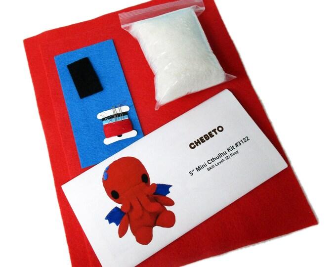 Mini Cthulhu Sewing Kit