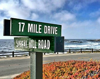 Scenic Route***17 Mile Drive Photography***Pebble Beach Photography***California Photography***Ocean Photography
