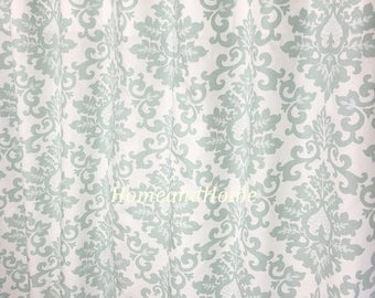 summer sale shower curtain custom shower curtain cecilia snowy gray blue white 72 x 84 108