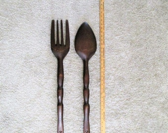 Large Spoon And Fork Wall Decor Part 83