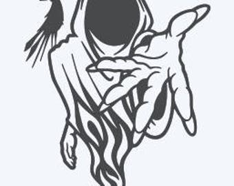 Wraith Etsy Icp Coloring Pages