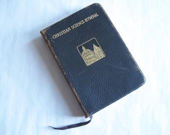 Christian Science Hymnal - Mary Baker Eddy Hymn Book